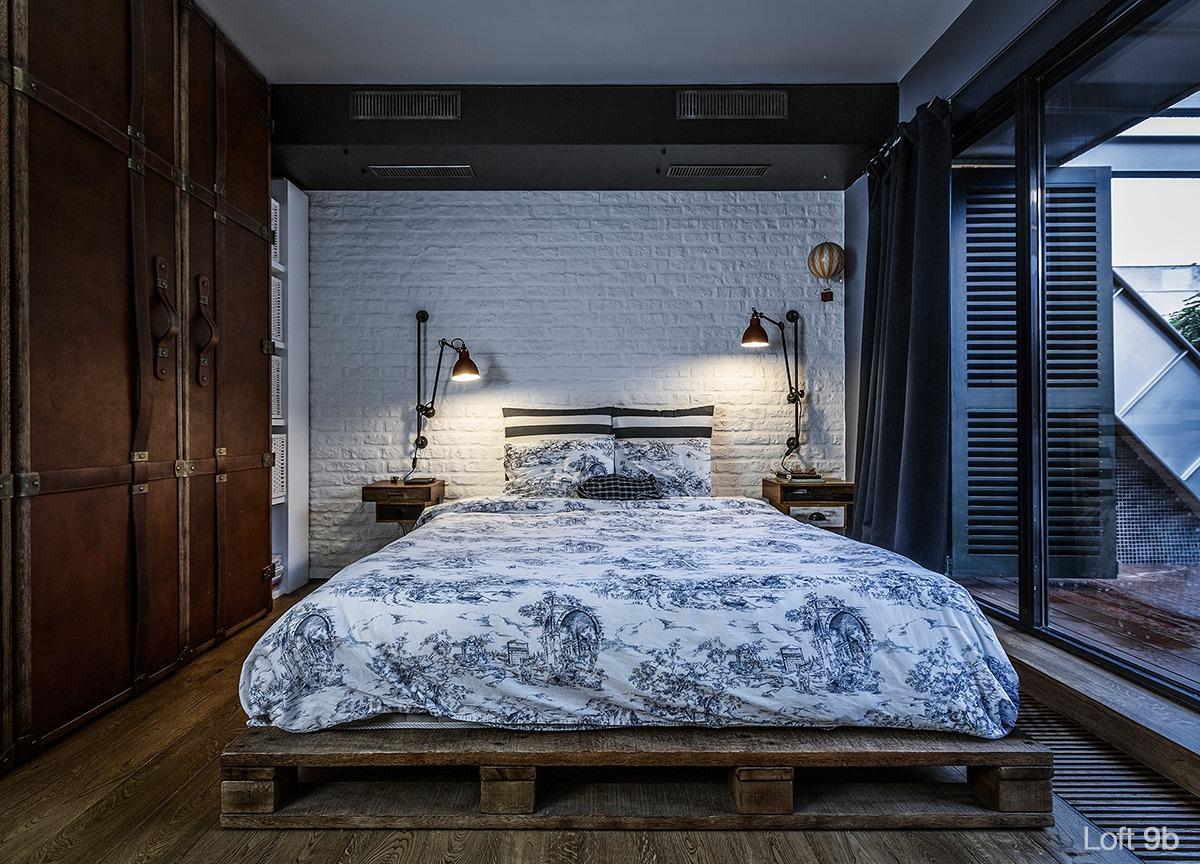 Wedo thiết kế nội thất đẹp như mơ cho căn hộ tầng áp mái