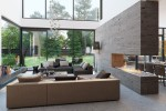Wedo thiết kế nội thất đẹp, sang trọng với gỗ và đá