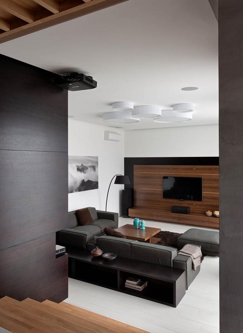 Wedo thiết kế nội thất nhà đẹp với gỗ tự nhiên