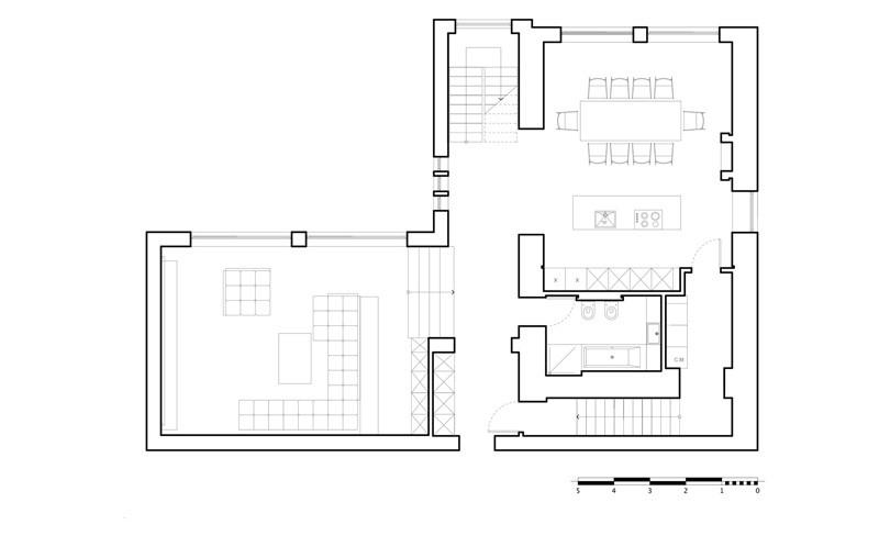 Bản vẽ kỹ thuật thiết kế nội thất nhà đẹp với gỗ tự nhiên