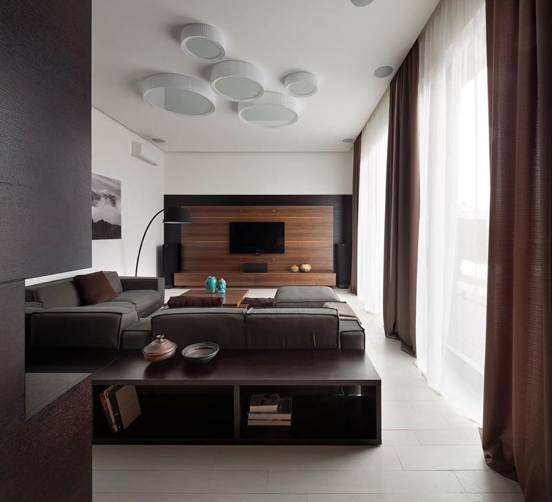 Wedo thiết kế nội thất phòng khách đẹp với gỗ tự nhiên