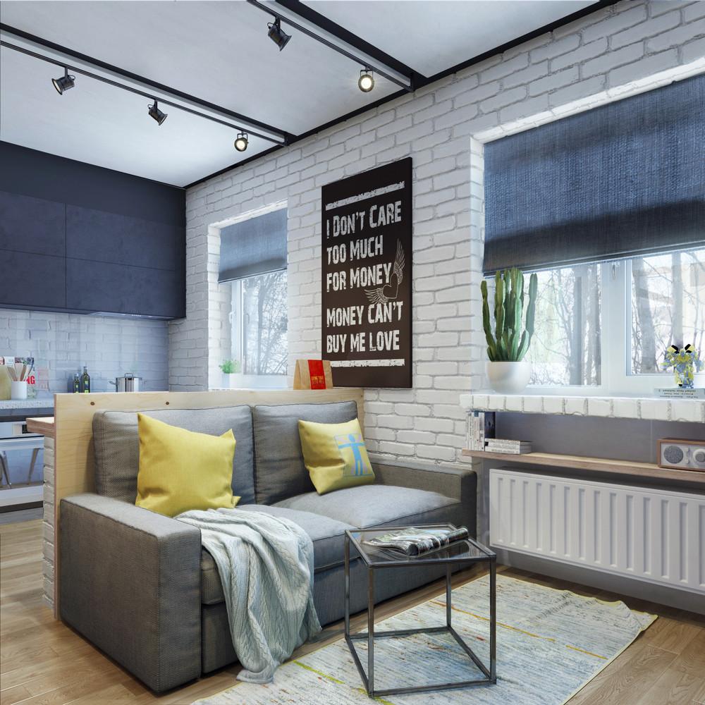 Wedo thiết kế nội thất tiện nghi cho ngôi nhà diện tích nhỏ