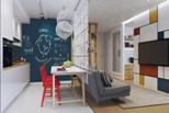 Wedo thiết kế nội thất hoàn hảo cho nhà nhỏ