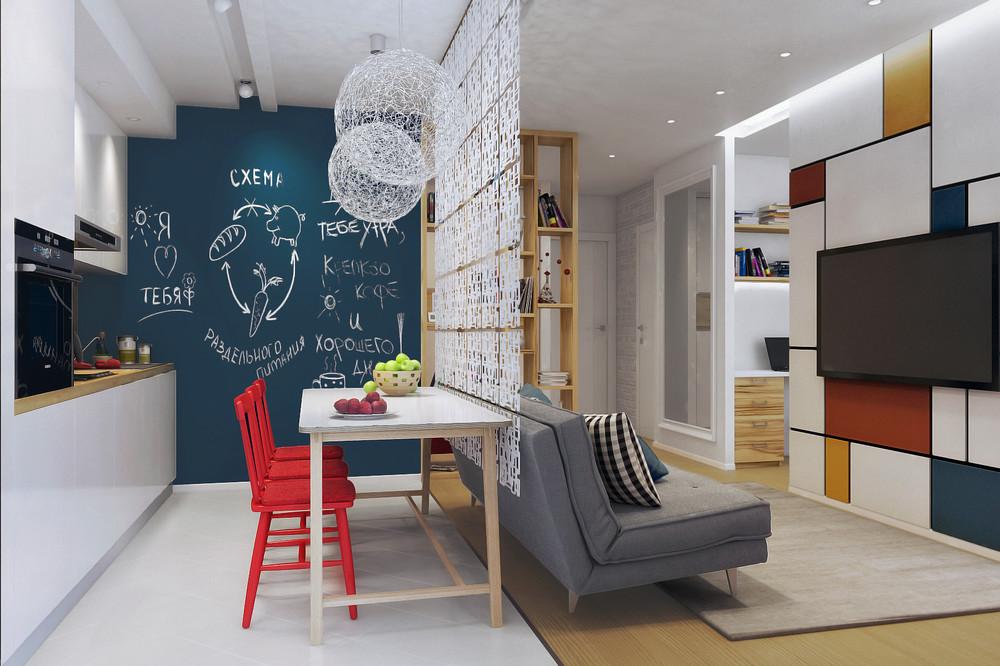 Wedo thiết kế nội thất hoàn hảo cho ngôi nhà diện tích nhỏ
