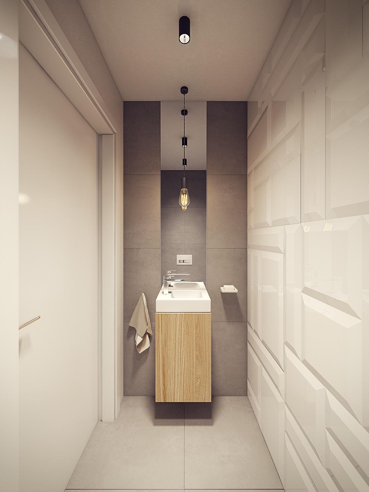Wedo thiết kế nội thất nhà đẹp lấy cảm hứng từ xu hướng thiết kế những năm 60