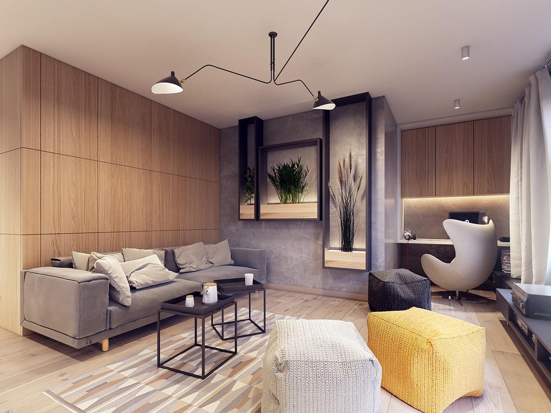 Дизайн интерьеров и квартир