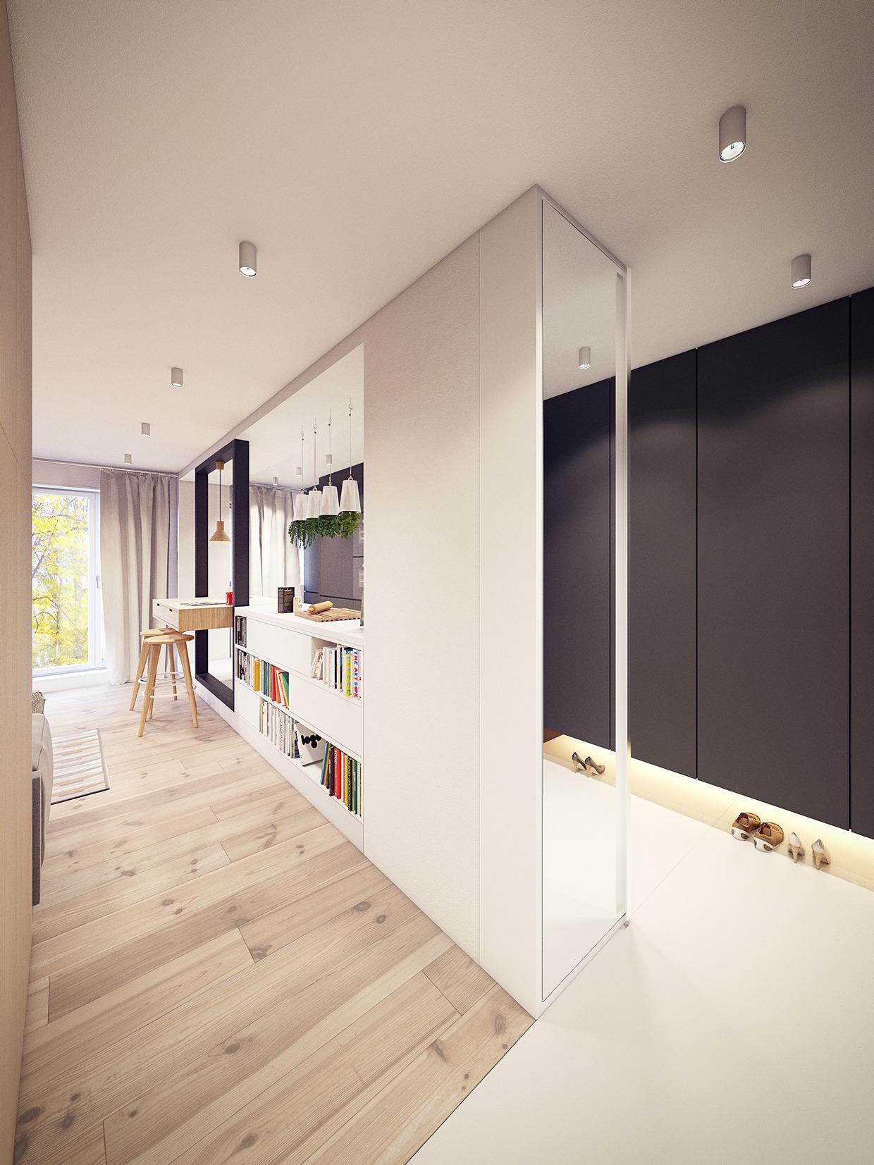Wedo thiết kế nội thất nhà đẹp lấy cảm hứng từ xu hướng những năm 60