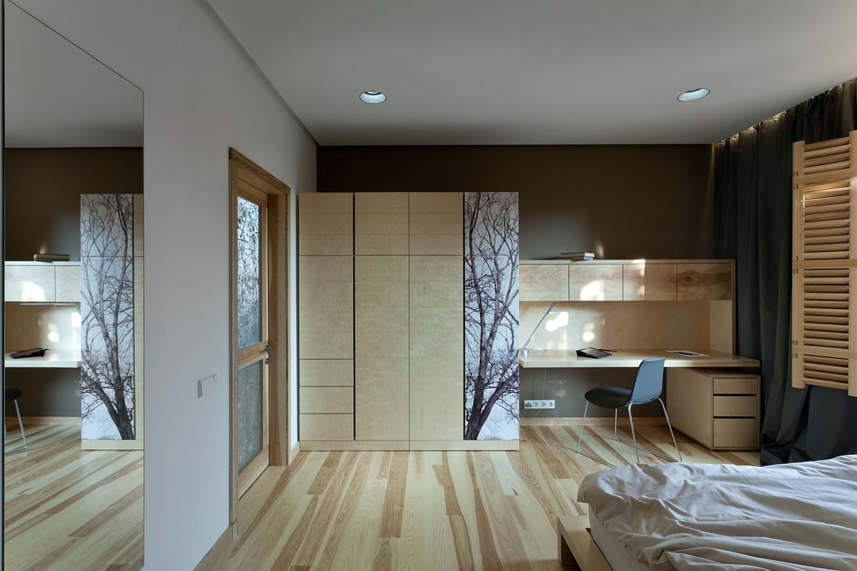 Wedo thiết kế nội thất nhà đẹp và sang trọng với gỗ tự nhiên