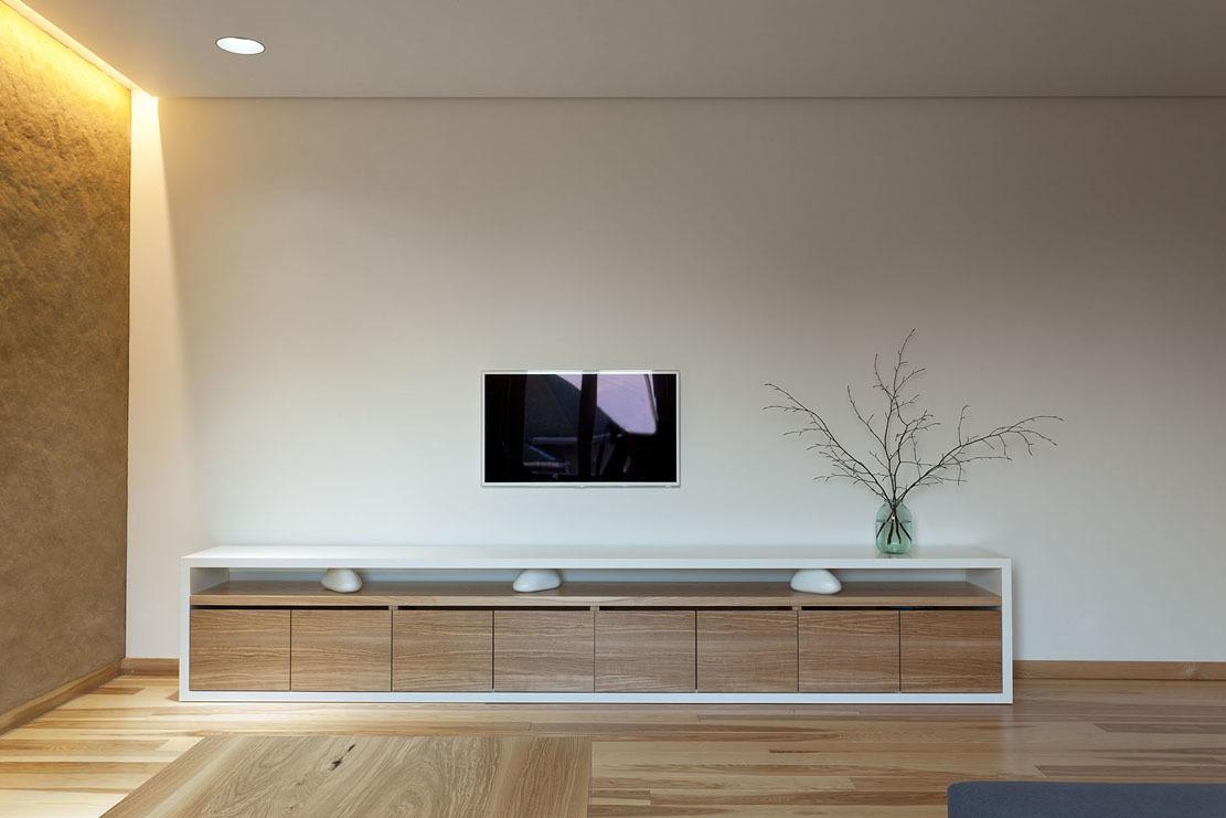 Wedo thiết kế nội thất phòng khách đẹp và sang trọng với gỗ tự nhiên