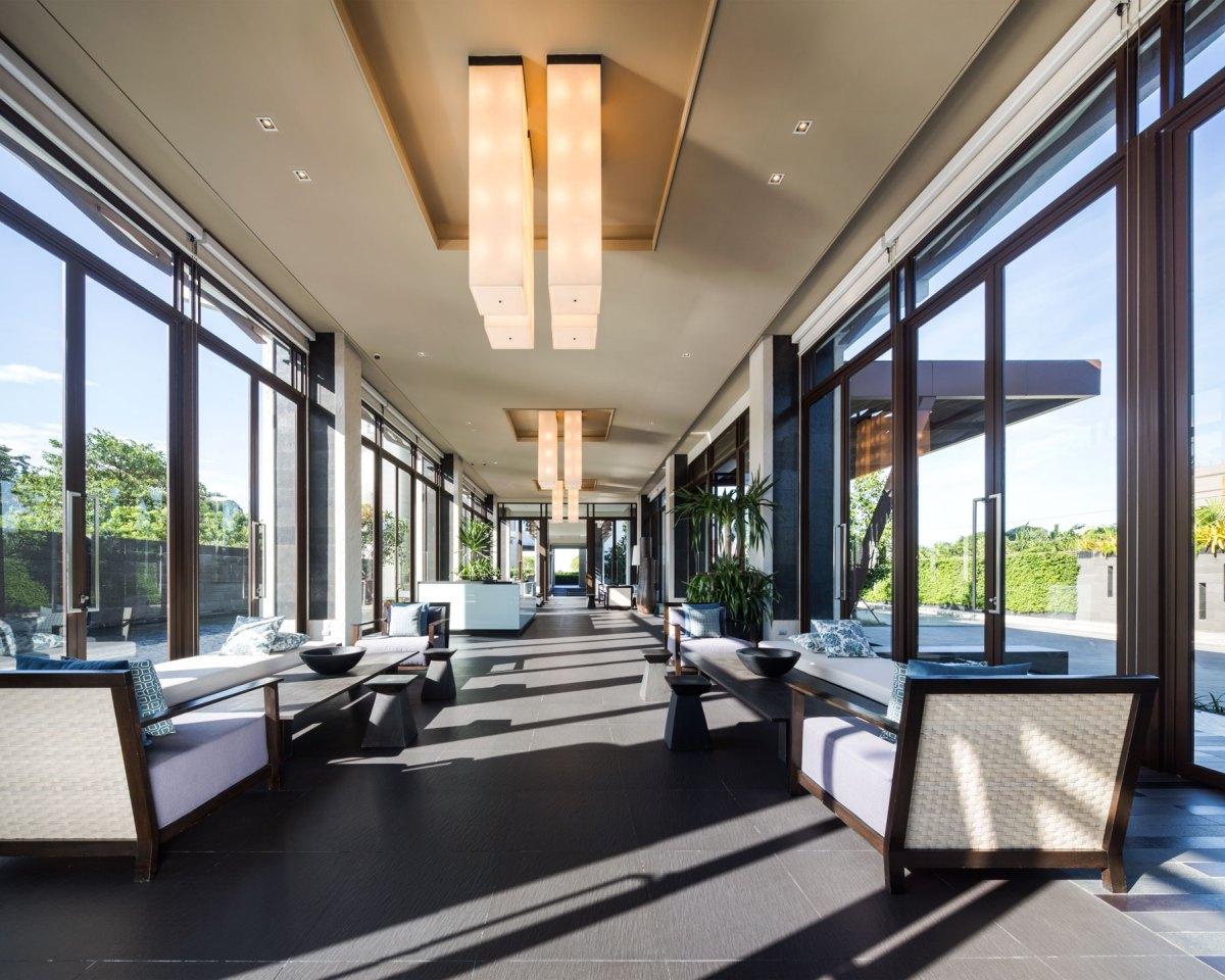 Wedo thiết kế nội thất sang trọng cho căn hộ bên bờ biển