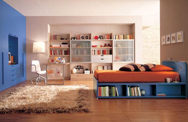 Wedo thiet ke giuong da nang cho khong gian phong ngu nho 11 Chia sẻ những mẫu giường thông minh dành cho phòng ngủ nhỏ