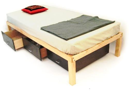 Wedo thiet ke giuong da nang cho khong gian phong ngu nho 15 Chia sẻ những mẫu giường thông minh dành cho phòng ngủ nhỏ