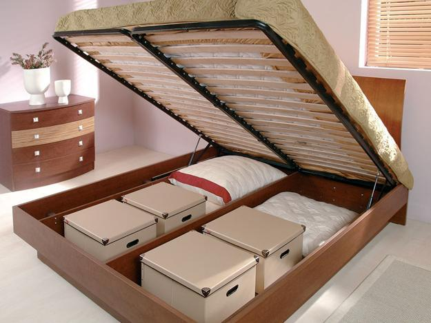 Wedo thiet ke giuong da nang cho khong gian phong ngu nho 5 Chia sẻ những mẫu giường thông minh dành cho phòng ngủ nhỏ