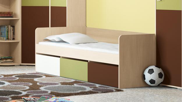 Wedo thiet ke giuong da nang cho khong gian phong ngu nho 6 Chia sẻ những mẫu giường thông minh dành cho phòng ngủ nhỏ