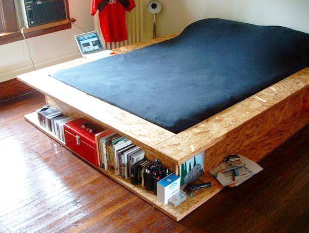 Wedo thiet ke giuong da nang cho khong gian phong ngu nho 7 Chia sẻ những mẫu giường thông minh dành cho phòng ngủ nhỏ