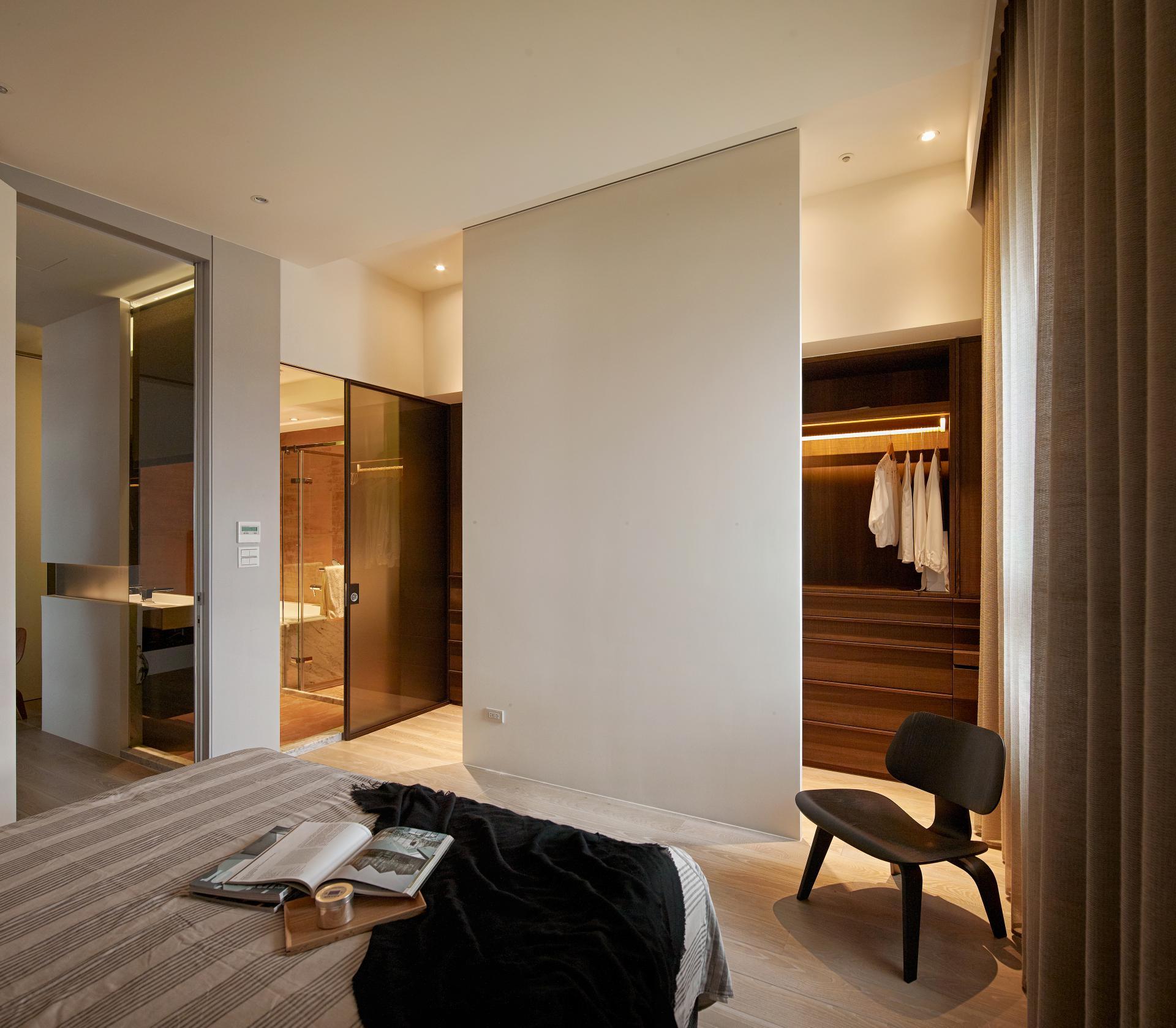 Wedo thiết kế nội thất phòng ngủ đẹp lấy cảm hứng từ thiên nhiên