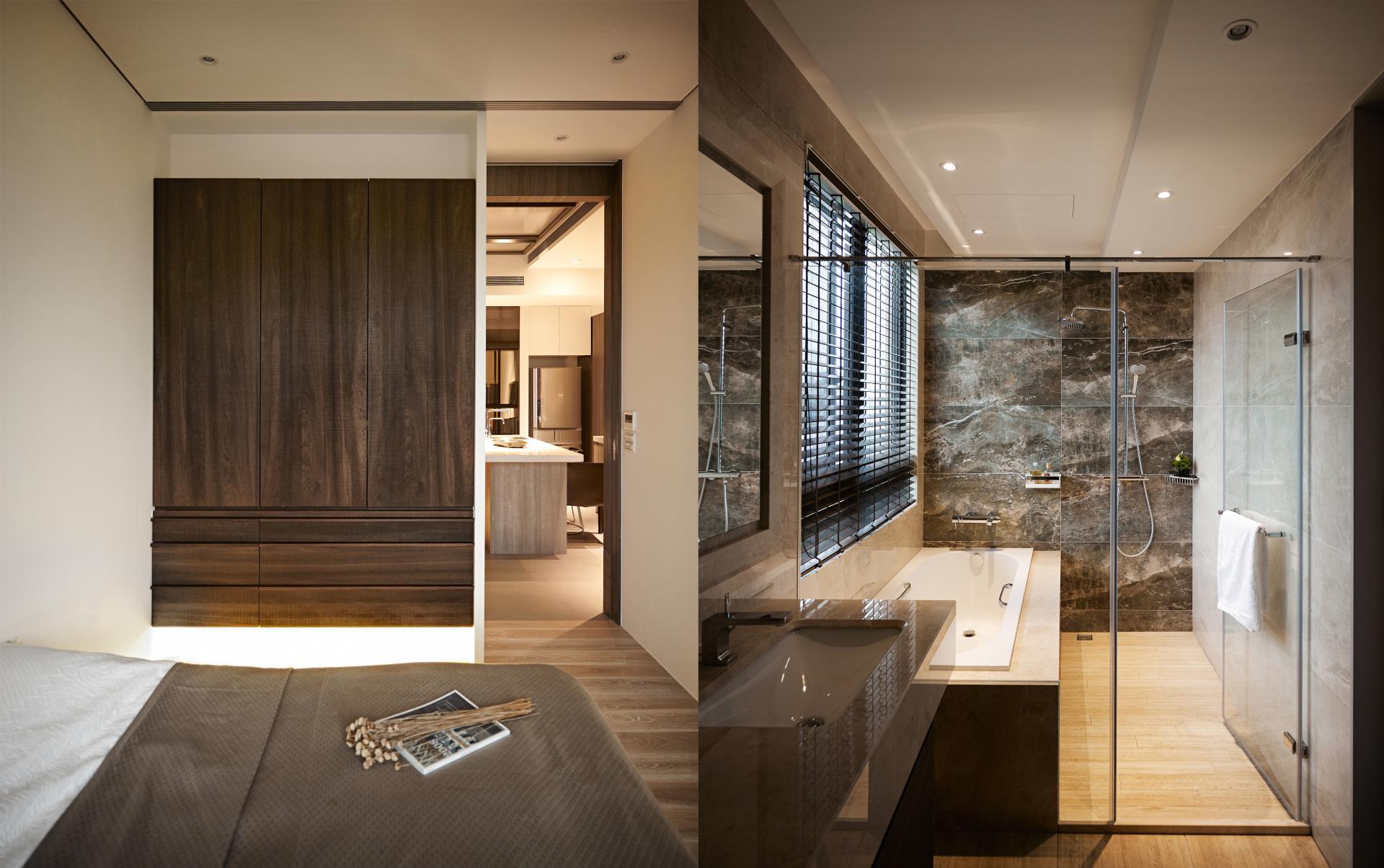 Wedo thiết kế nội thất phòng tắm đẹp lấy cảm hứng từ thiên nhiên