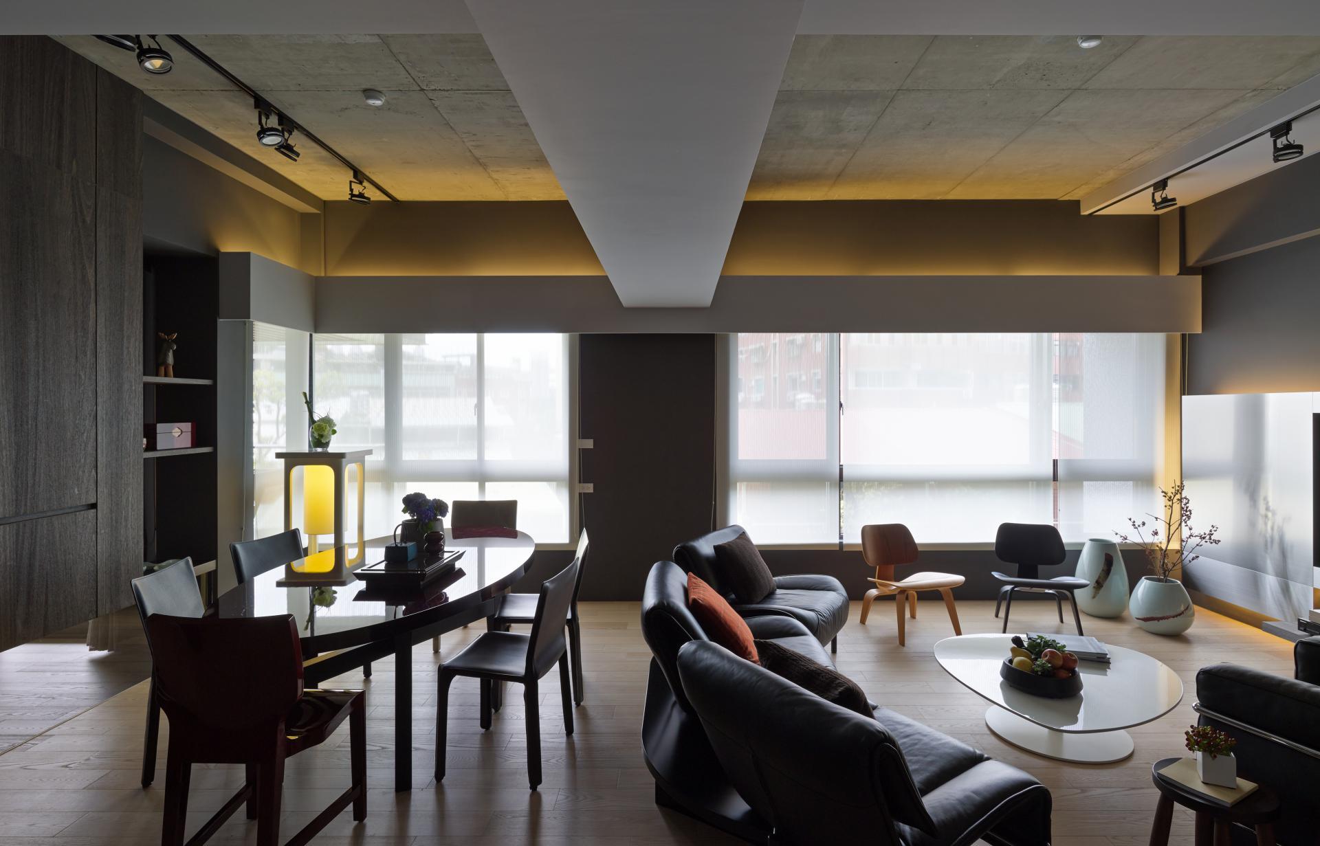 Wedo thiết kế nội thất phòng khách và phòng ăn đẹp lấy cảm hứng từ thiên nhiên