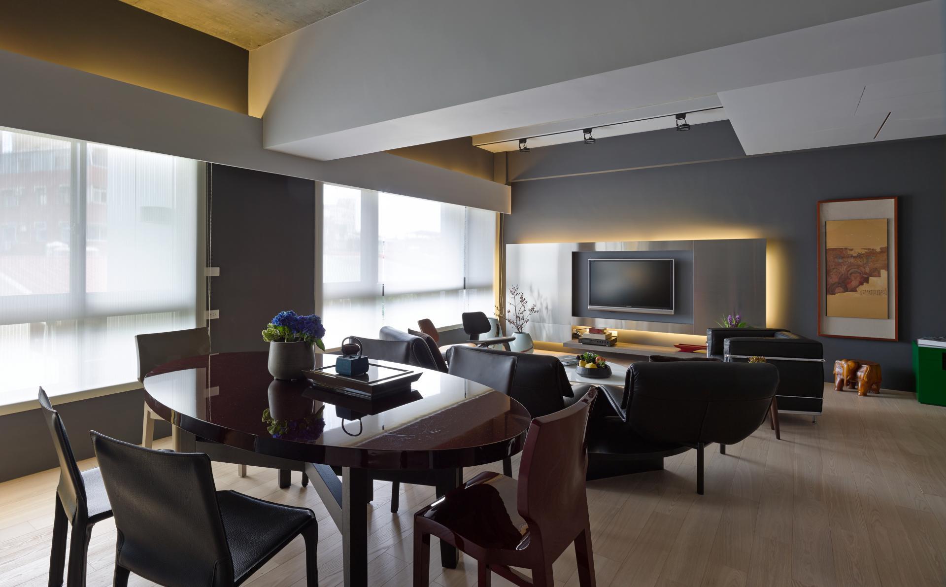 Wedo thiết kế nội thất phòng ăn và phòng khách đẹp lấy cảm hứng từ thiên nhiên