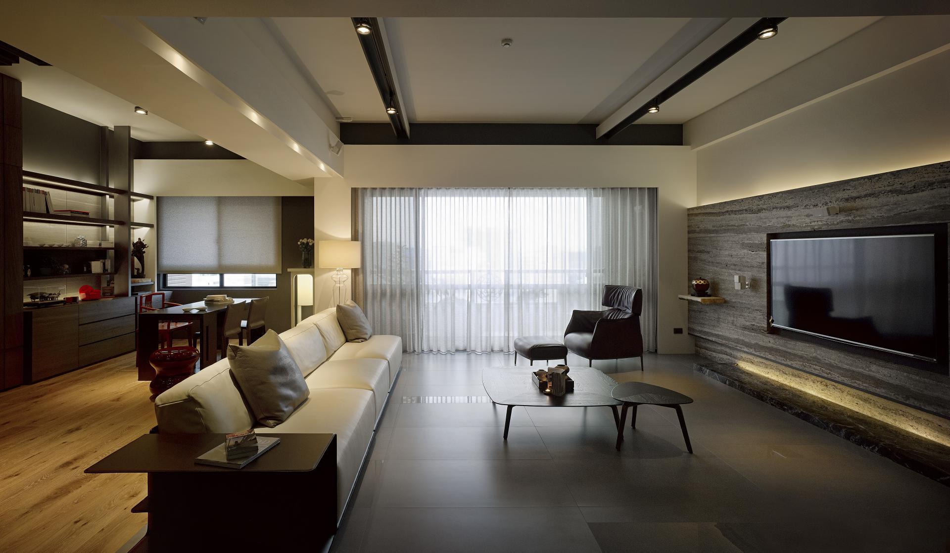 Wedo thiết kế nội thất phòng khách đẹp lấy cảm hứng từ thiên nhiên