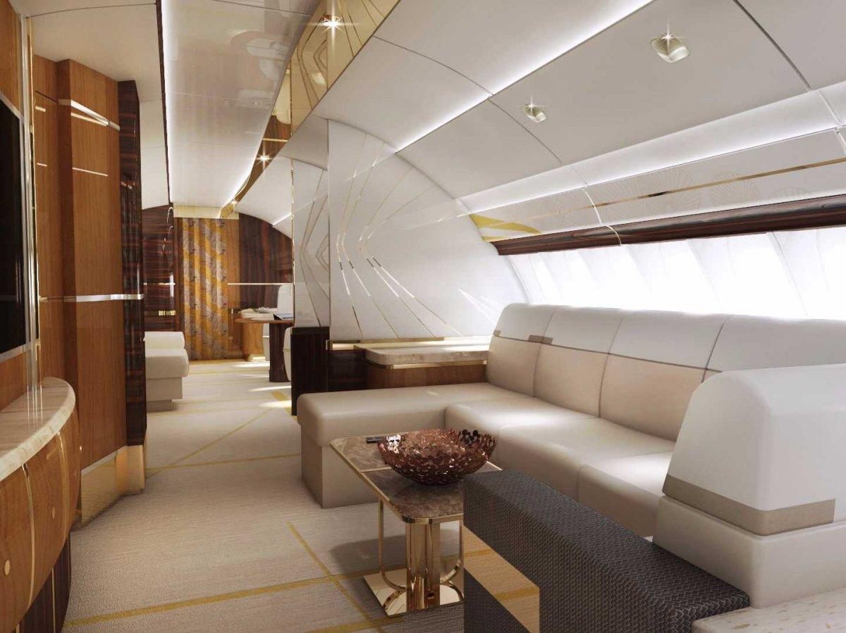 Wedo thiết kế nội thất phòng làm việc sang trọng và độc đáo như dành cho máy bay