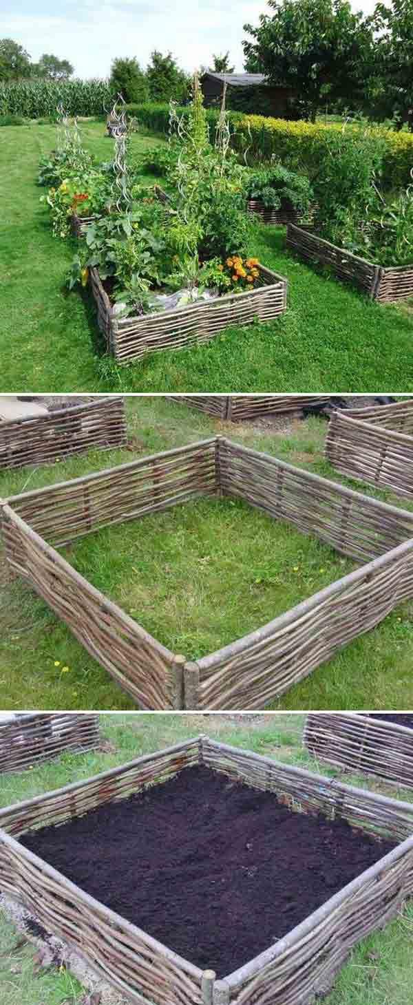 Wedo thiết kế tiểu cảnh sân vườn đơn giản và độc đáo với tre