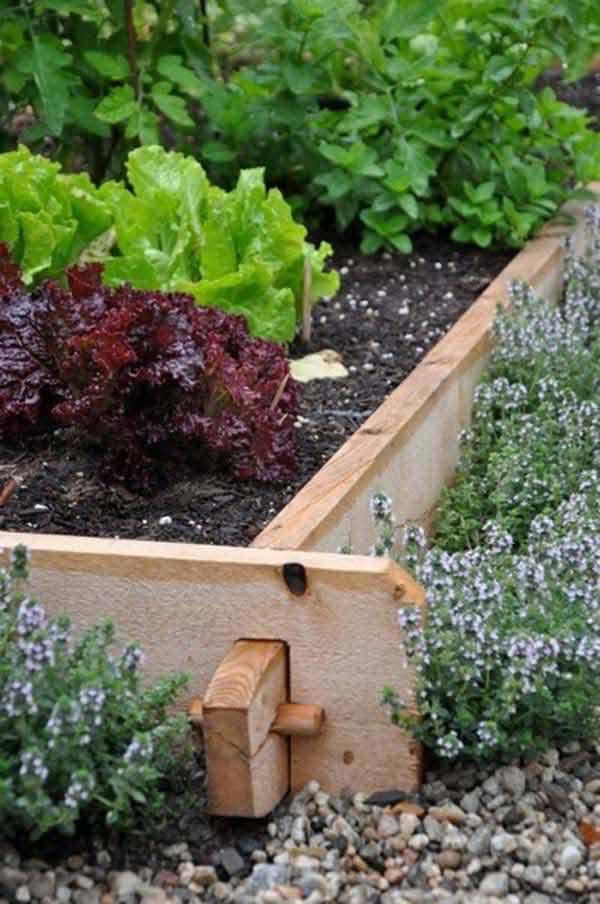 Wedo thiết kế tiểu cảnh sân vườn đơn giản và độc đáo với gỗ tái chế