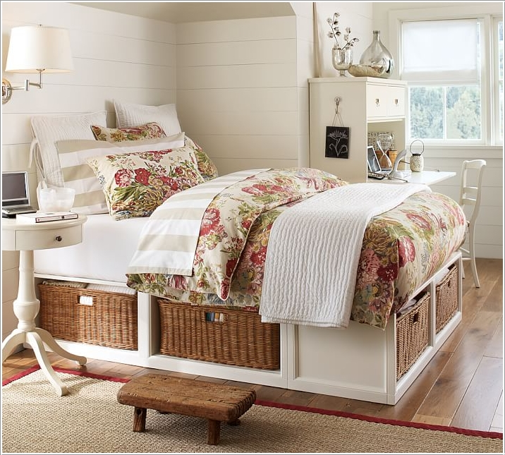 Wedo tư vấn lựa chọnn giường và nội thất cho nhà nhỏ
