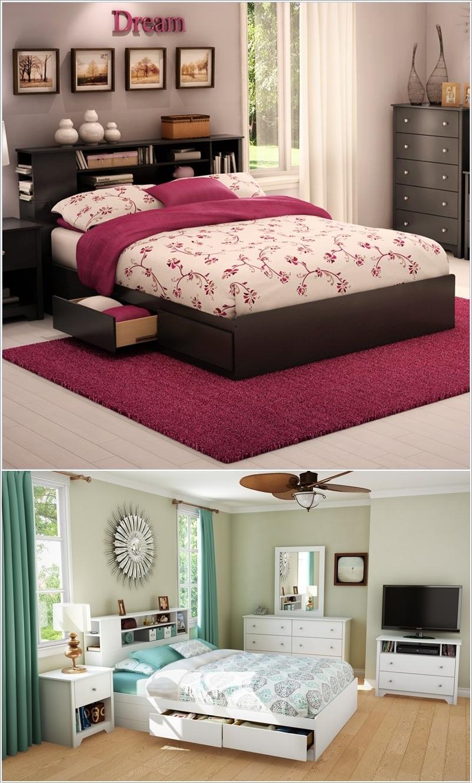 Wedo tư vấn lựa chọn giường ngủ cho nhà diện tích nhỏ