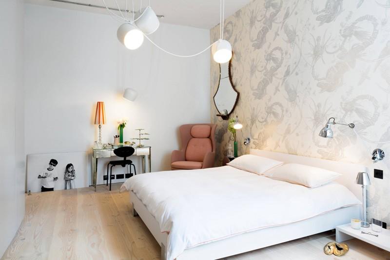 Wedo thiết kế nội thất phòng ngủ đẹp từ không gian công nghiệp