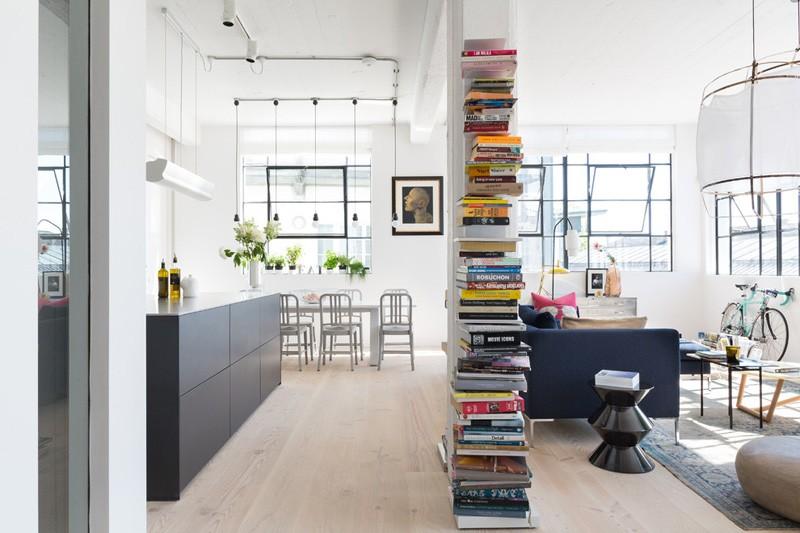 Wedo thiết kế nội thất nhà đẹp hiện đại từ không gian công nghiệp