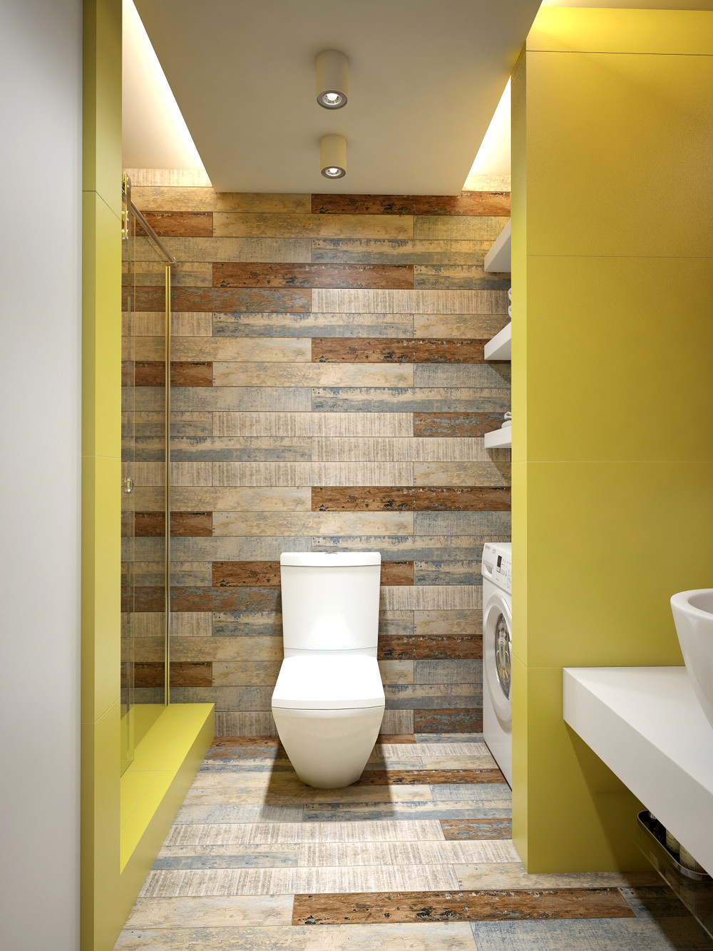 Wedo thiết kế nội thất hoàn hảo cho không gian mở nhỏ