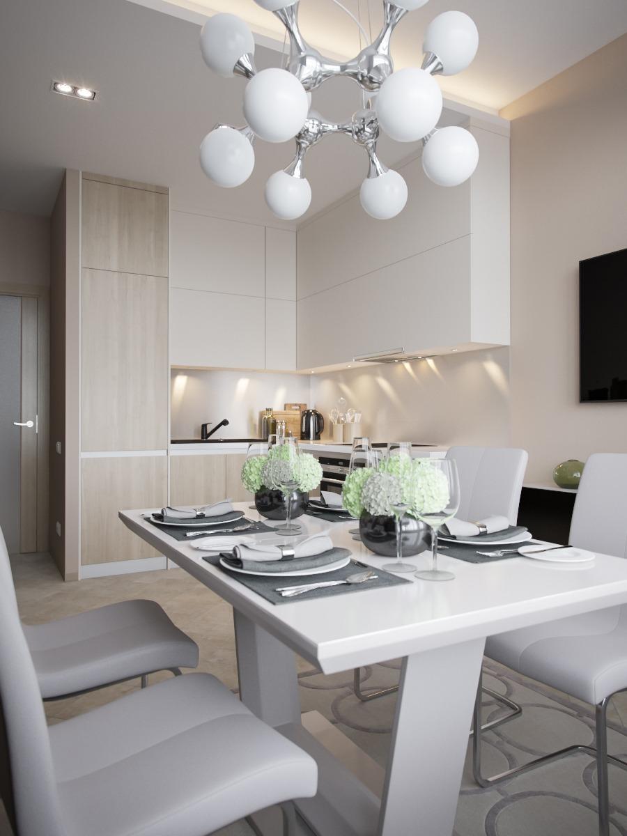 Wedo thiết kế nội thất phòng ăn đơn giản, thông minh cho nhà nhỏ