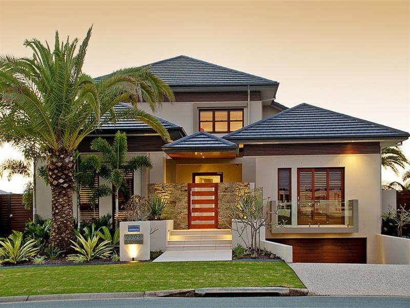 Wedo thiết kế kiến trúc đẹp cho ngôi nhà 2 tầng