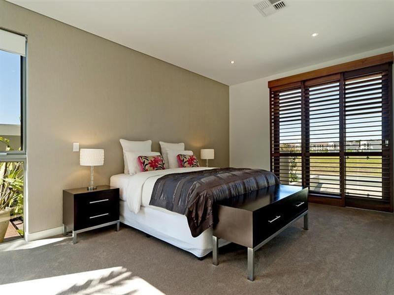 Wedo thiết kế nội thất phòng ngủ đẹp và đơn giản cho ngôi nhà 2 tầng