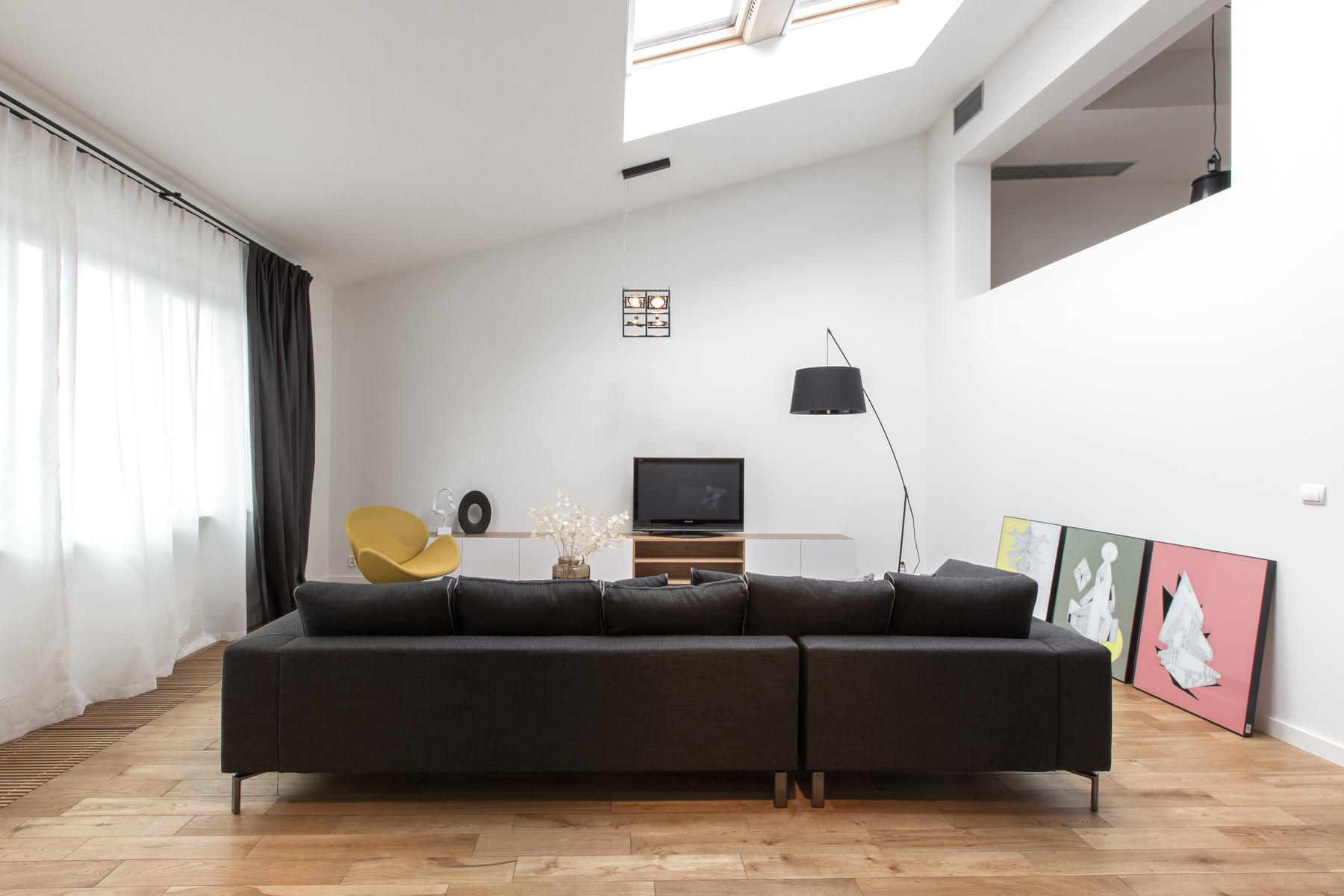 Wedo thiết kế nội thất phòng khách hiện đại,thoáng mát 24