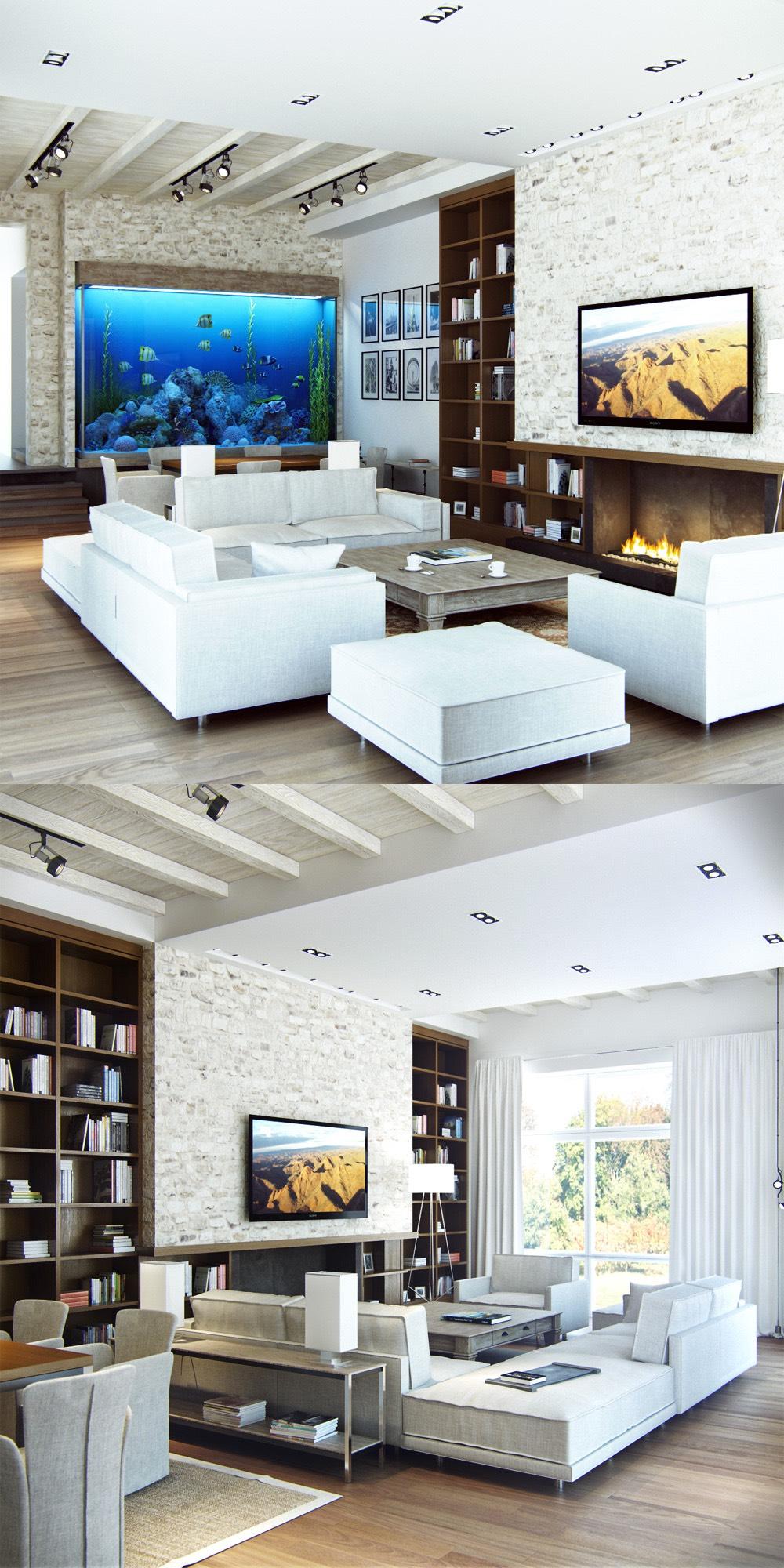 Wedo thiết kế nội thất phòng khách hiện đại,thoáng mát 19