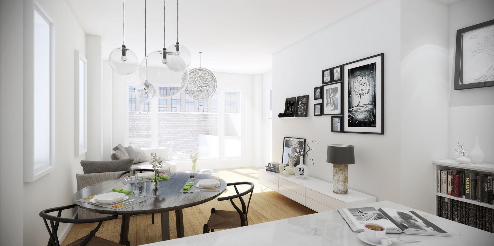 Wedo thiết kế nội thất phòng khách hiện đại,thoáng mát 12
