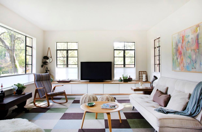 Wedo thiết kế nội thất phòng khách hiện đại,thoáng mát 16