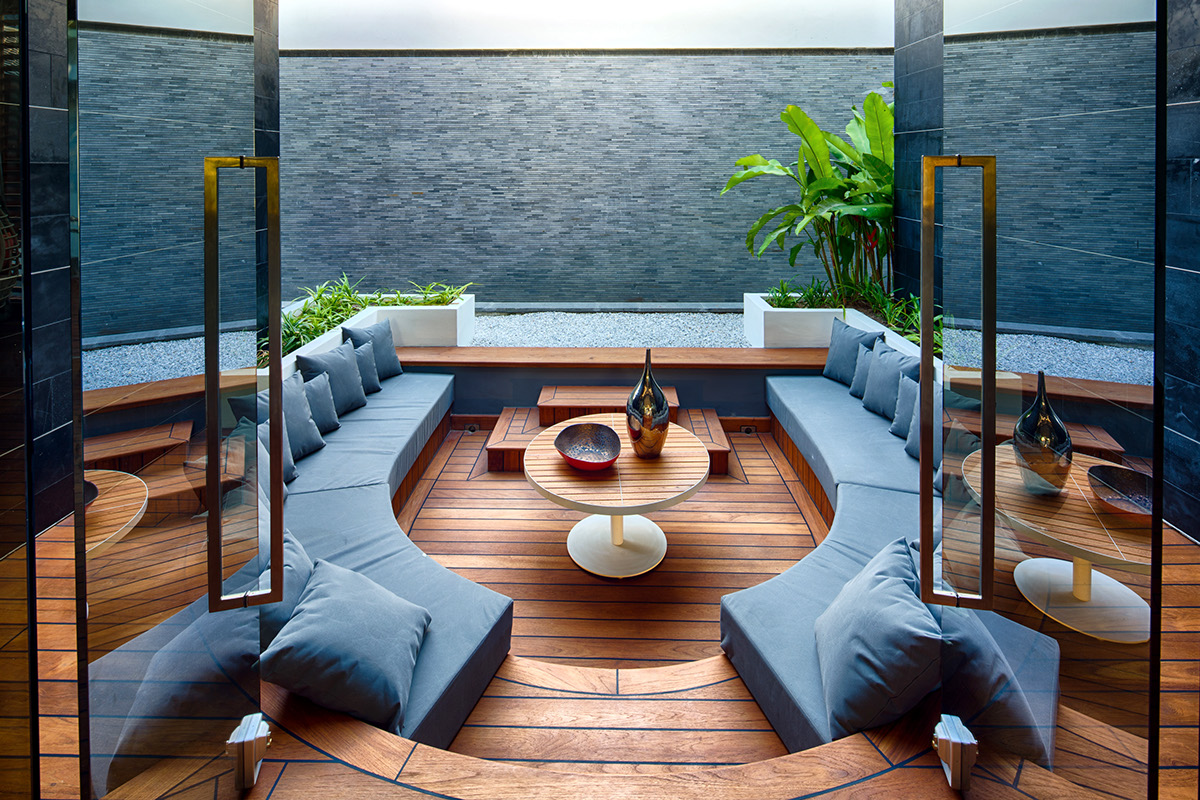 Wedo thiết kế nội thất phòng khách hiện đại,thoáng mát 17