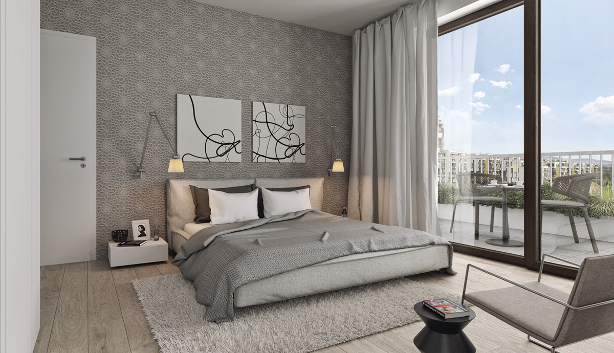 Wedo thiết kế nội thất phòng ngủ đẹp truyền cảm hứng cho cuộc sống