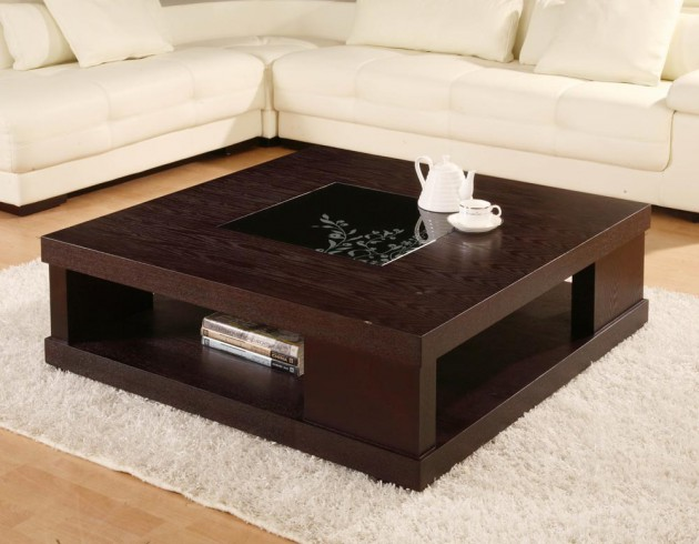 Wedo thiết kế phòng khách đẹp và tăng khả năng lưu trữ với bàn cafe 4