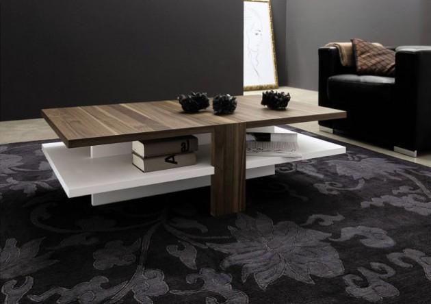 Wedo thiết kế phòng khách đẹp và tăng khả năng lưu trữ với bàn cafe 10
