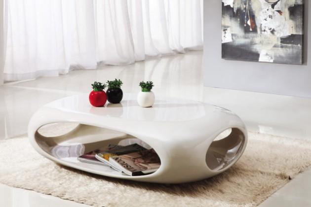 Wedo thiết kế phòng khách đẹp và tăng khả năng lưu trữ với bàn cafe 8