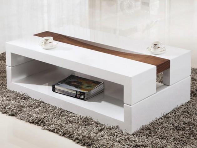Wedo thiết kế phòng khách đẹp và tăng khả năng lưu trữ với bàn cafe 7