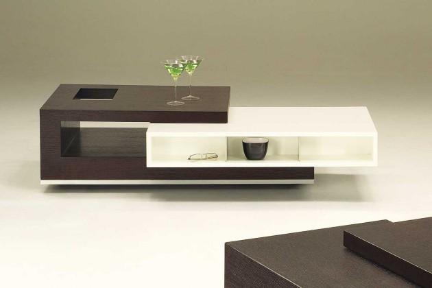 Wedo thiết kế phòng khách đẹp và tăng khả năng lưu trữ với bàn cafe 13