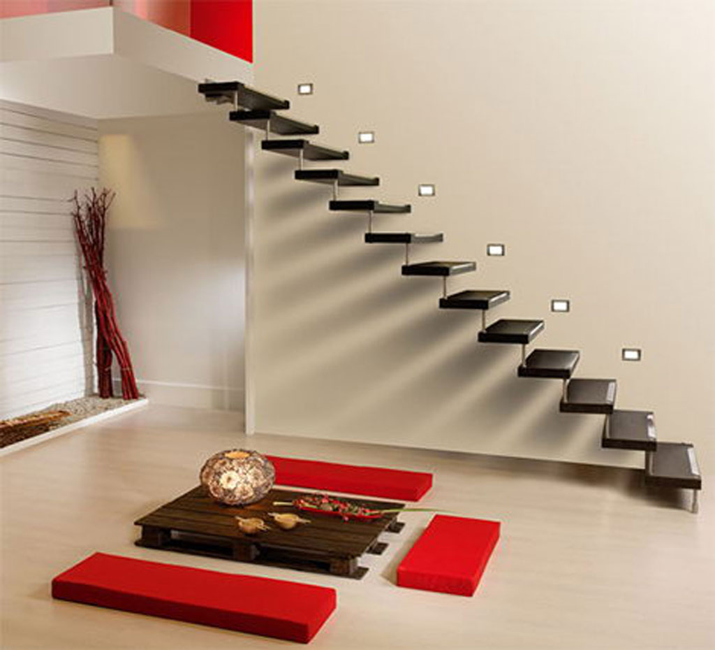 Wedo thiết kế cầu thang hiện đại, sang trọng cho nhà thanh lịch hơn