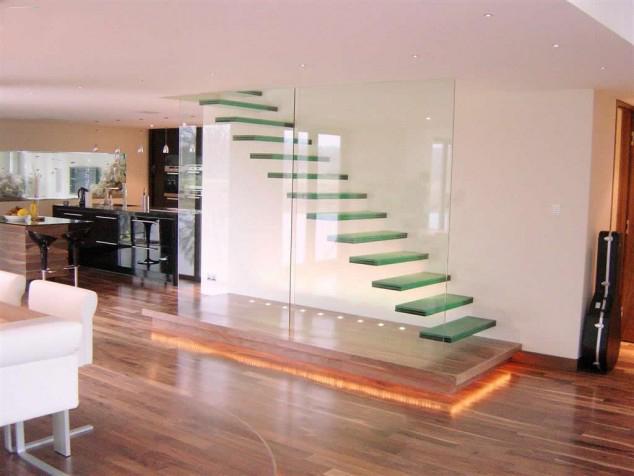 Wedo thiết kế cầu thang đẹp cho nhà phố, biệt thự