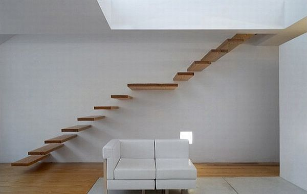 Wedo thiết kế cầu thang đẹp tráng lệ cho nhà hiện đại thanh lịch hơn