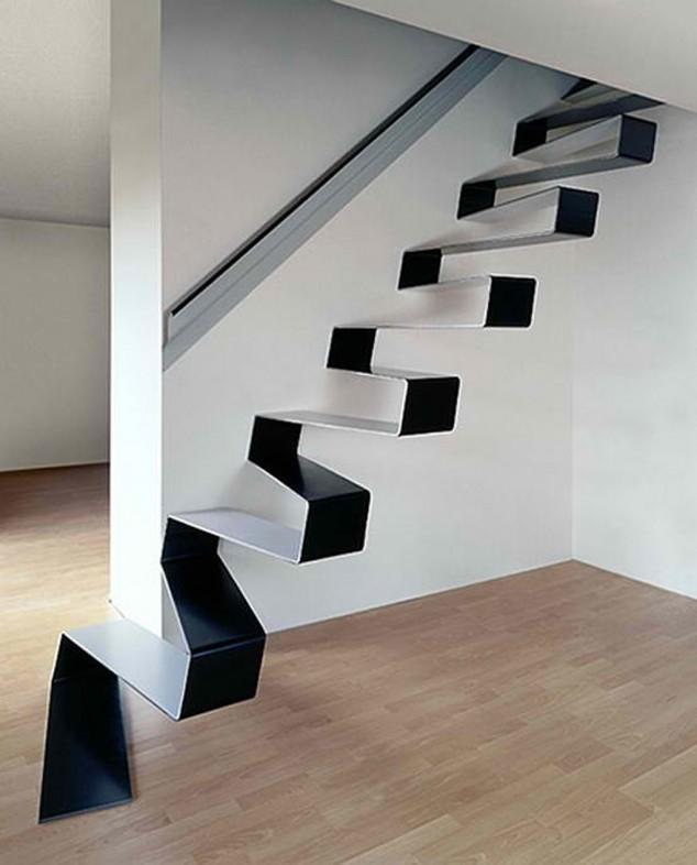 Wedo thiết kế cầu thang hiện đại cho nhà thanh lịch và tráng lệ hơn
